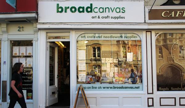 broad canvas