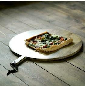 Indigo pizza board