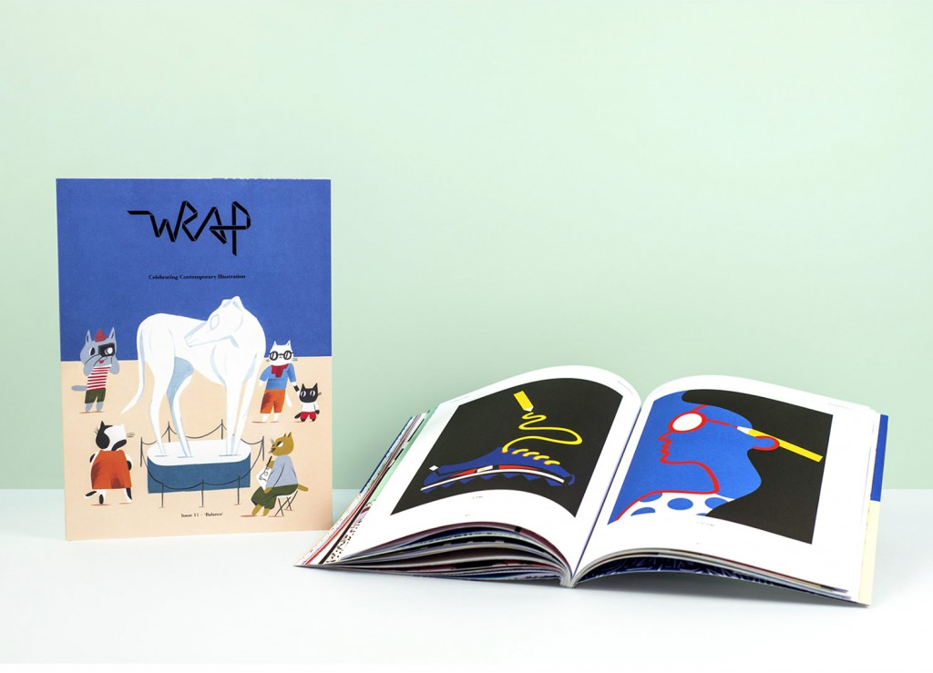 Wrap mag