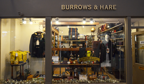 Burrows and Hare Shop Oxford