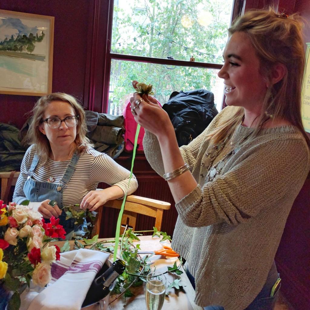 Lucy Petite Fleur workshop