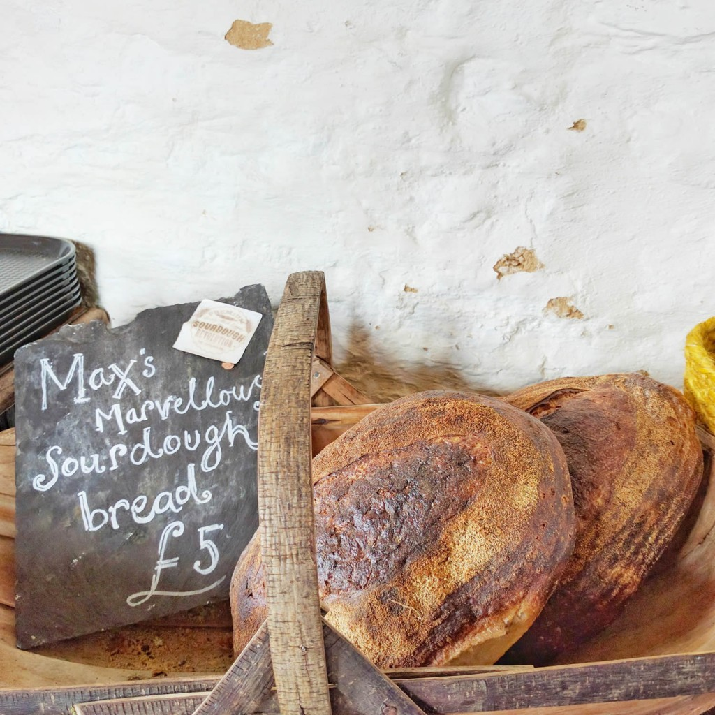 The Potting Shed bread