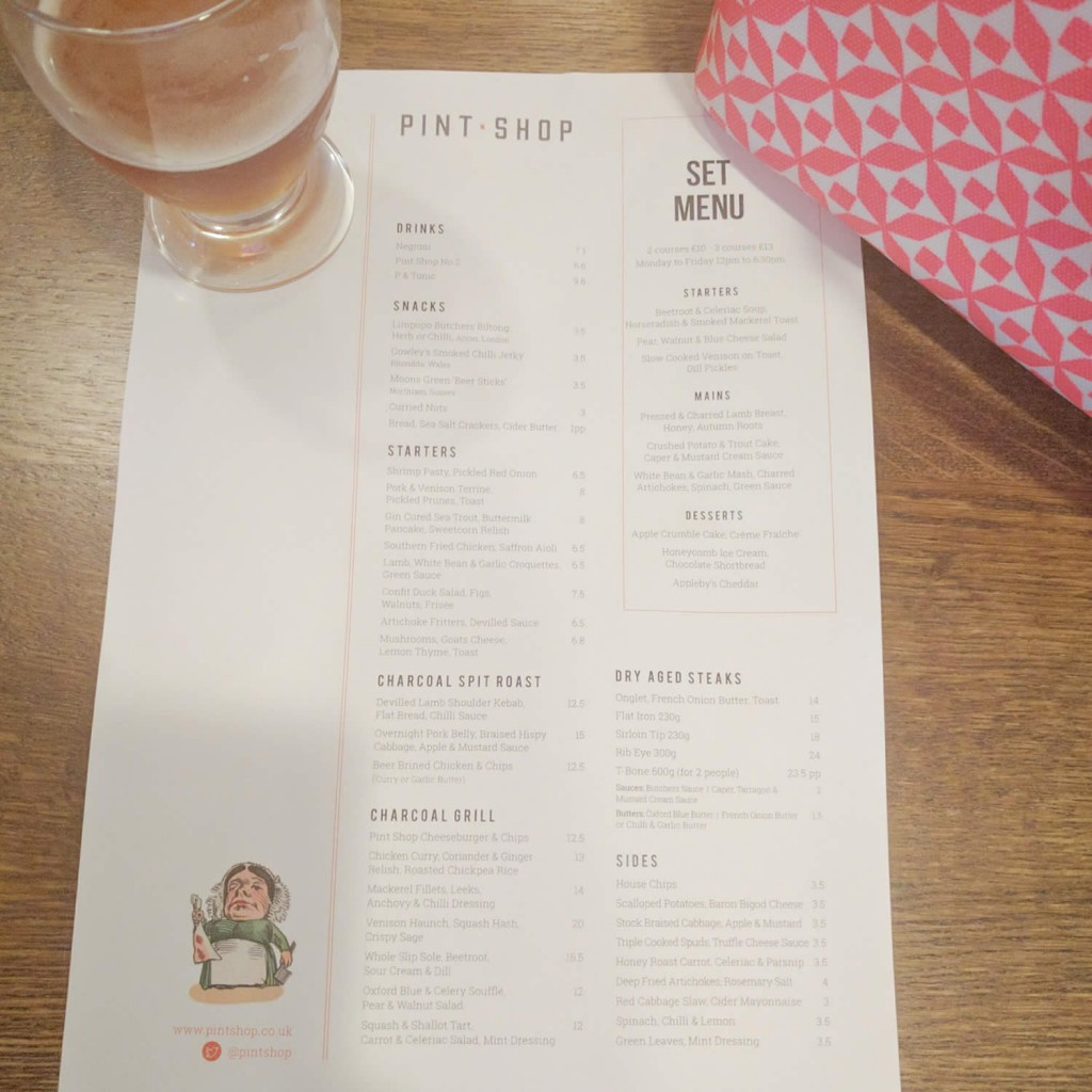 pint-shop-menu