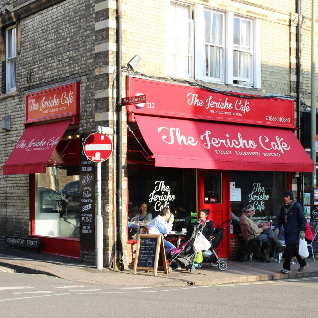 The Jericho Cafe Oxford