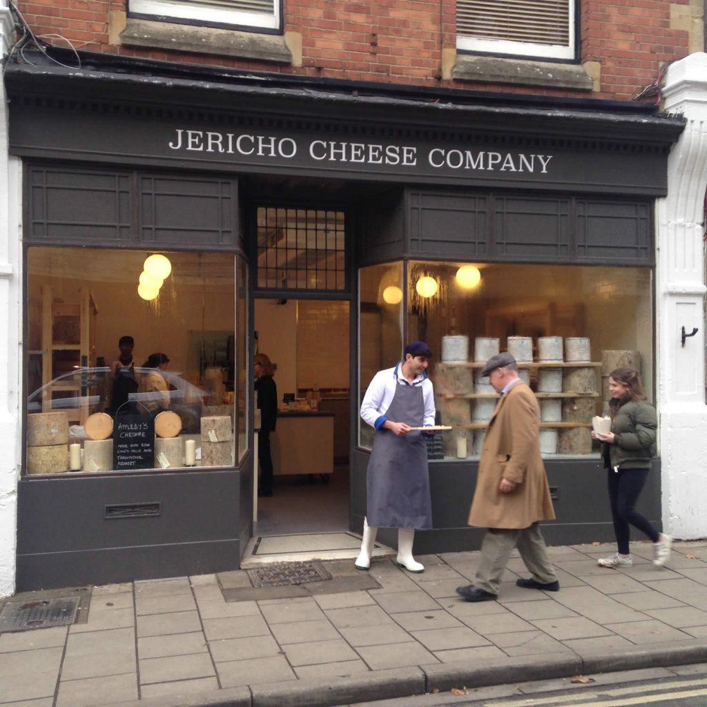 Jericho Cheese Company