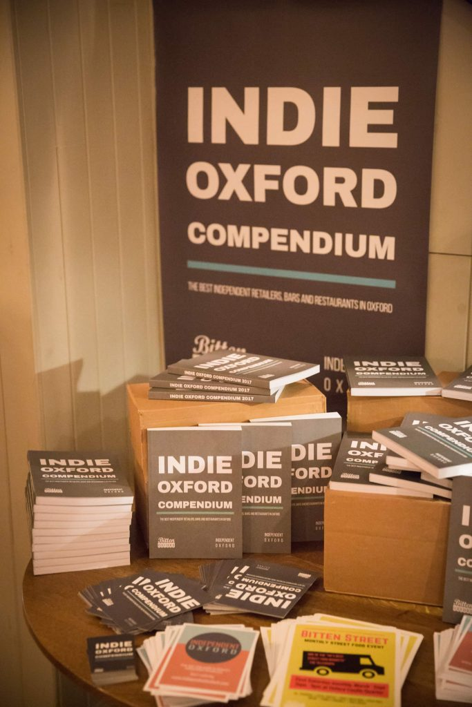 Indie Oxford Compendium books