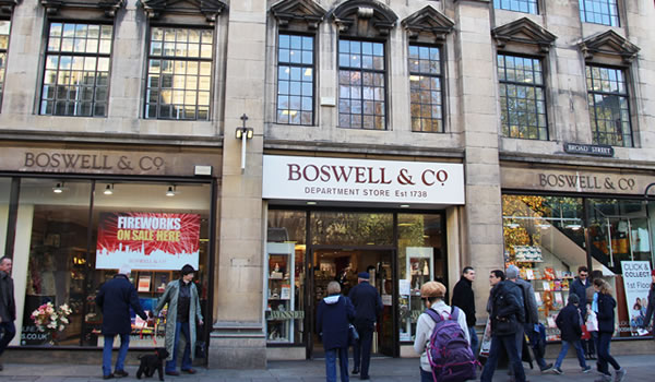 Boswell Oxford