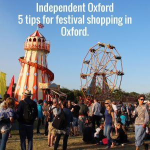 Indie Oxford festival guide
