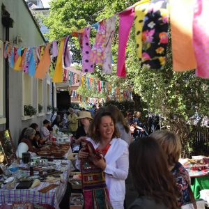 July Magdalen Flea Market @ Magdalen Arms | England | United Kingdom