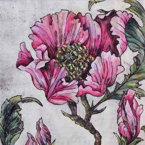 Botanica by print maker Vicky Oldfield @ Sarah Wiseman Gallery | England | United Kingdom