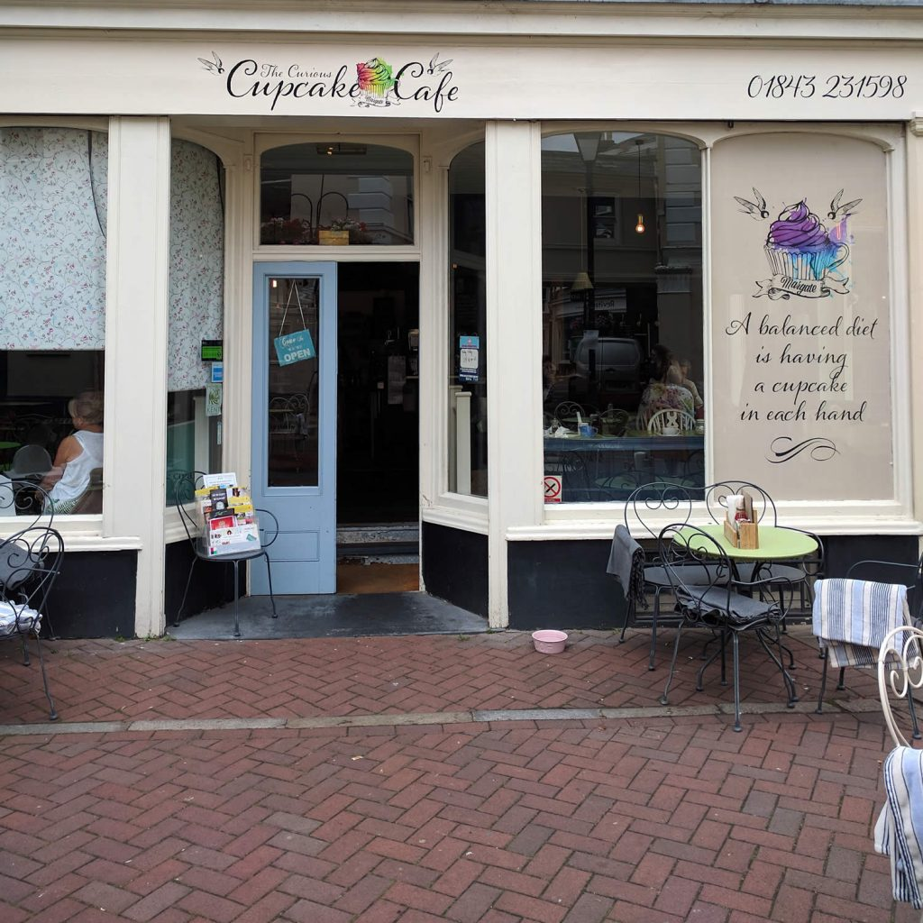 Cupcake Cafe Margate