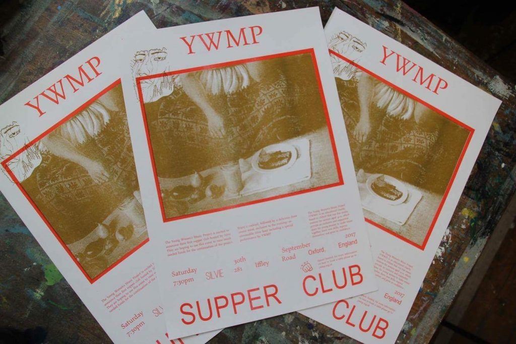 YWMP Supper Club