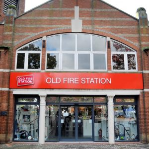 @ The Old Fire Station | England | United Kingdom