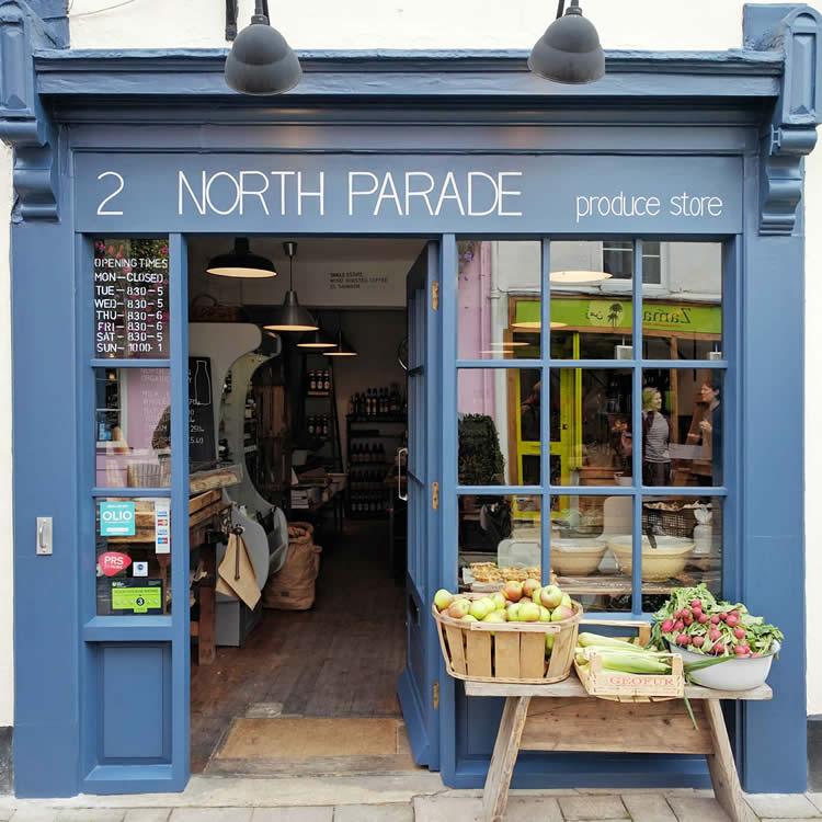 2 North Parade Oxford
