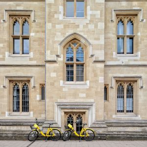 holywell street oxford ofo