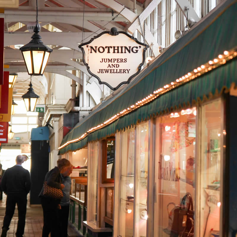 Nothing Oxford