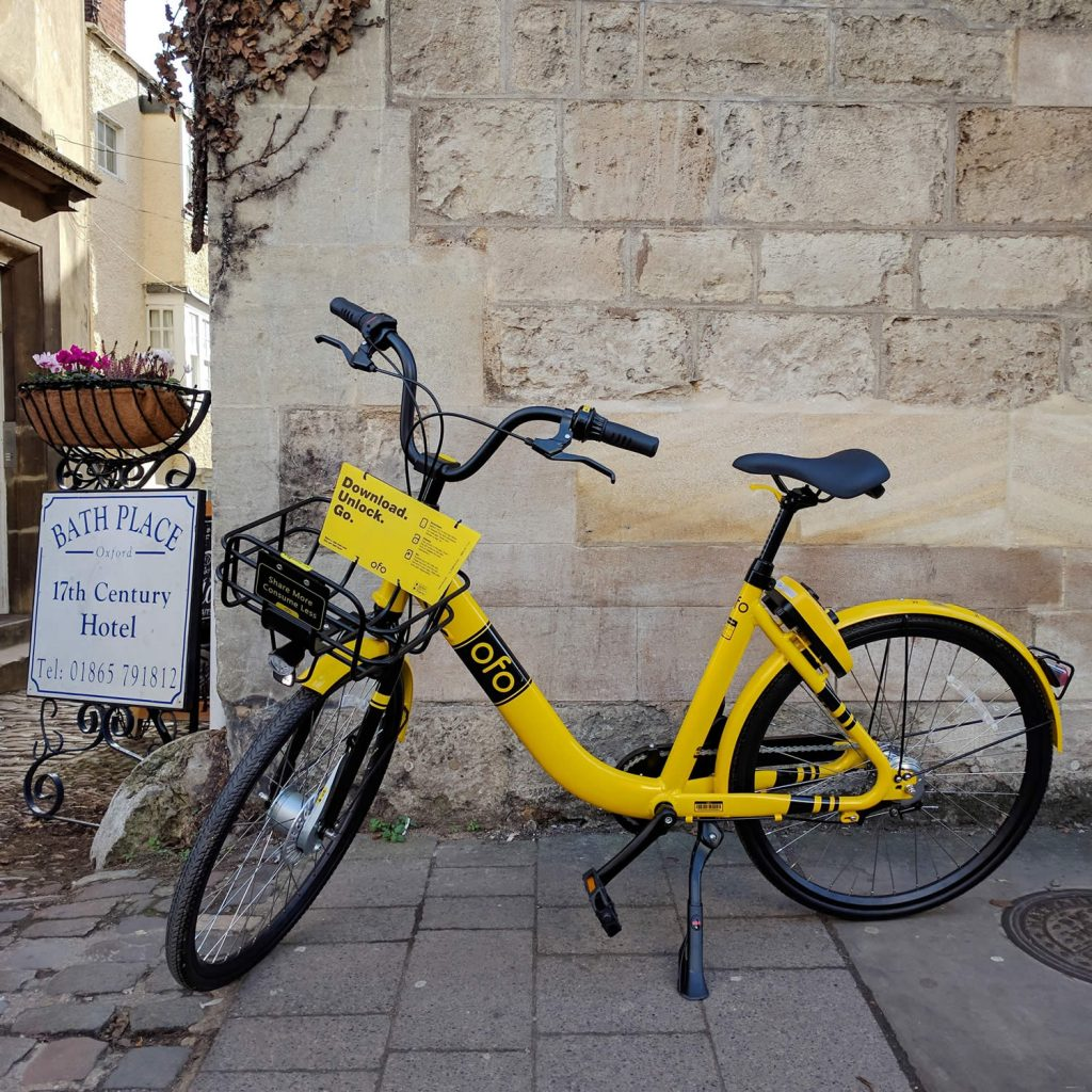 ofo oxford