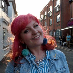 Pom Pom Earrings Workshop @ Turl Street Kitchen | England | United Kingdom