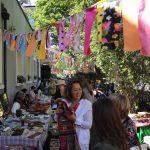 Magdalen Flea Market