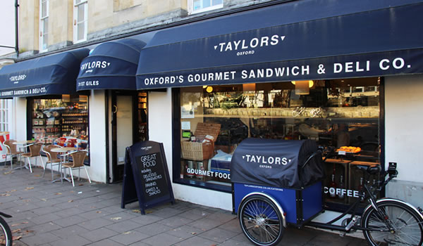 taylors Oxford