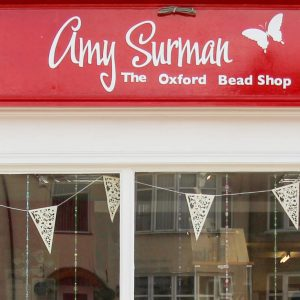 Projects Open Day @ Amy Surman: The Oxford Bead Shop | England | United Kingdom
