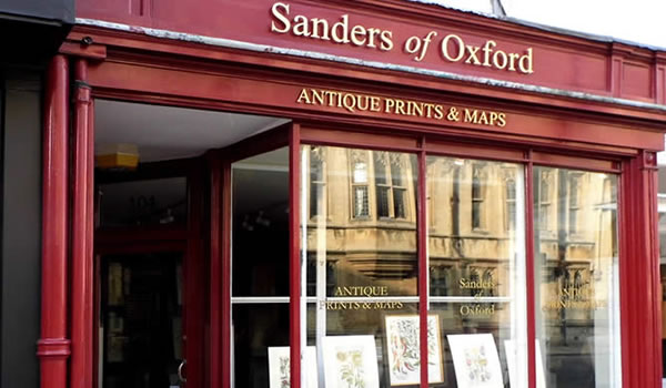 Sanders of Oxford