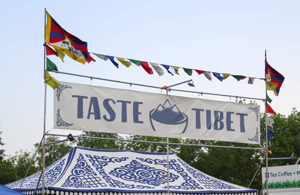 Taste Tibet Oxford