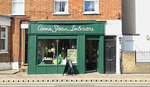 Annie Sloan Interiors Oxford