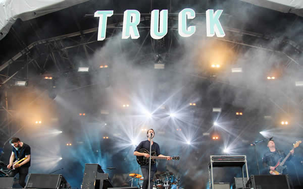 Editors Truck Festival 2018