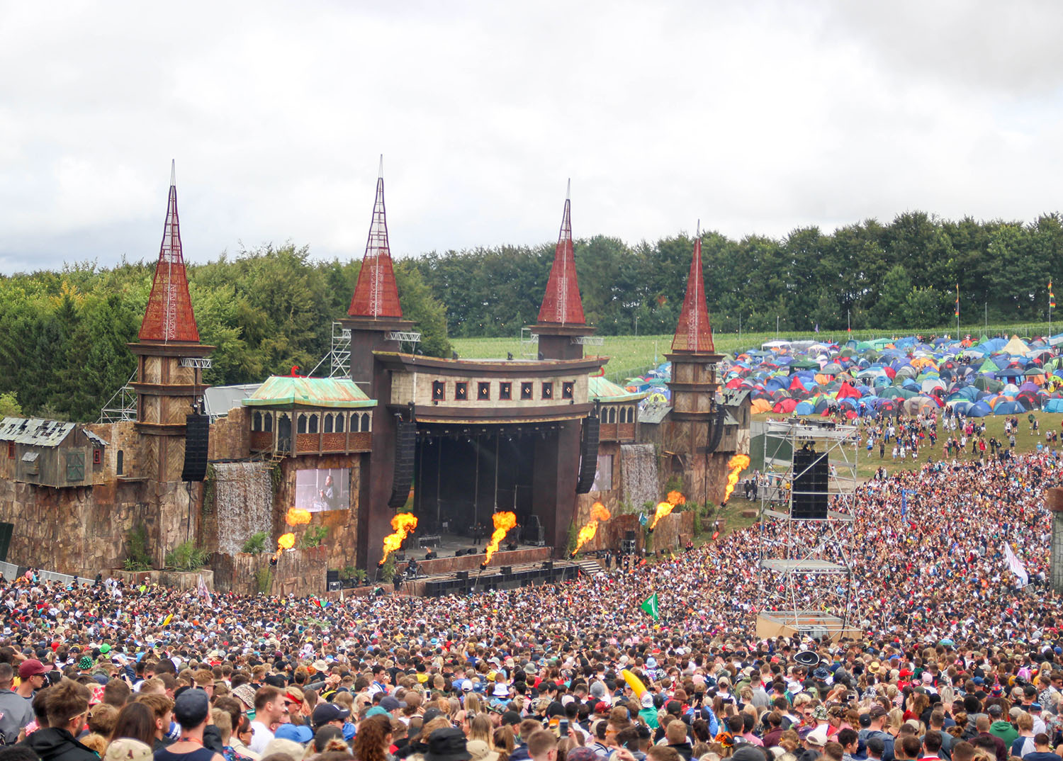 In Review: Boomtown 2018