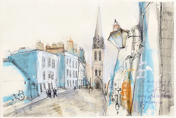 Kelly Stewart St Michael's Hill Oxford
