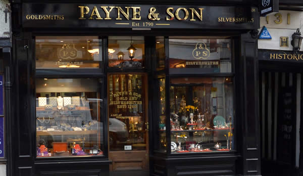 Payne & Son Oxford