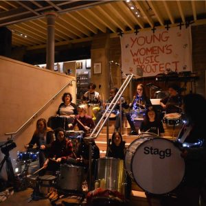 Young Women's Music Project HQ Launch Party @ Makespace   England   United Kingdom