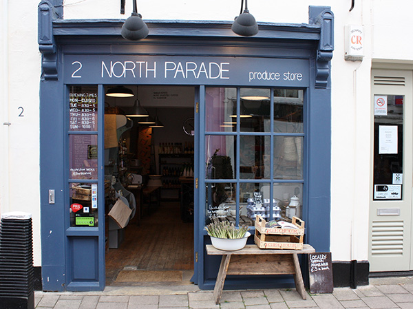 2 North Parade Oxford