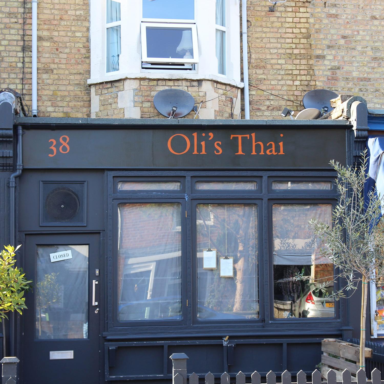 Olis Thai Oxford