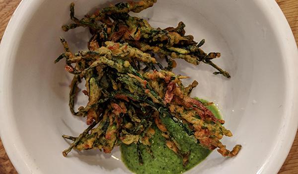 Smoke & Thyme Pop Up Restaurant Oxford