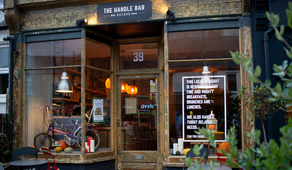 Handle Bar Oxford