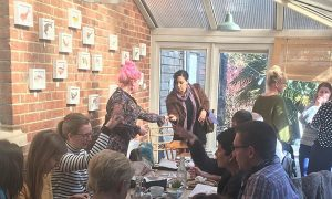 April Indie Oxford Brunch Meet Up @ Silvie | England | United Kingdom