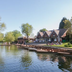 Cherwell Boathouse January Weekday Lunch Offer @ Cherwell Boathouse | England | United Kingdom