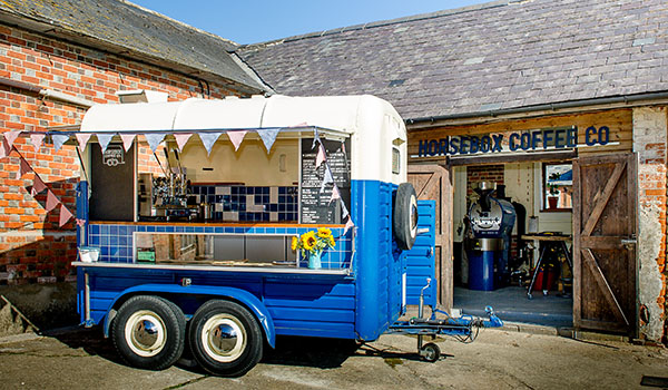 Horsebox Coffee Oxford