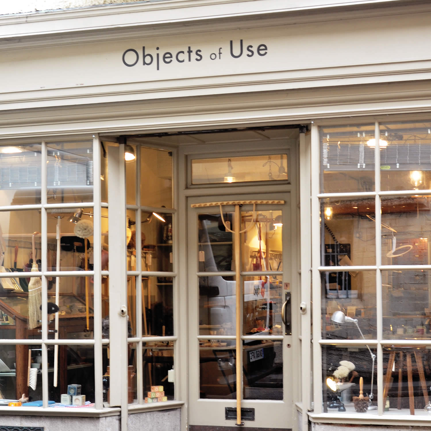 Objects Of Use Oxford