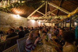The DOOMBUSTER SneakySupperClub @ The Isis Farmhouse | Iffley Lock | England | United Kingdom