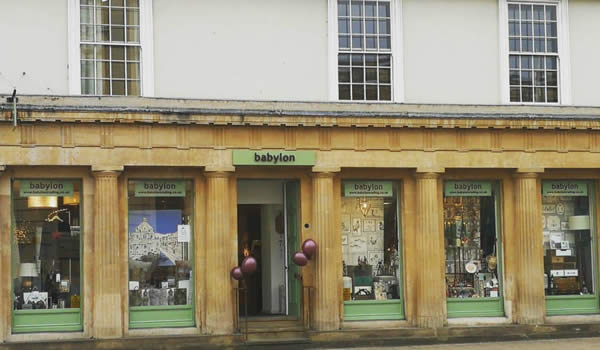 babylon trading Oxford