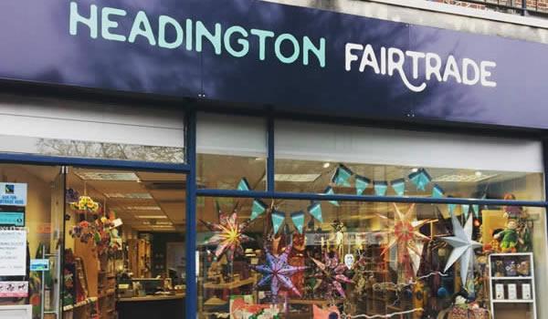 Headington Fairtrade Oxford