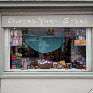 Introduction To Entrelac Knitting @ The Oxford Yarn Store | England | United Kingdom
