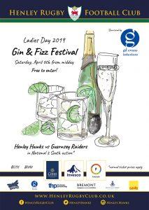 Henley Gin & Fizz Festival 2019 @ Henley Rugby Club Official | England | United Kingdom