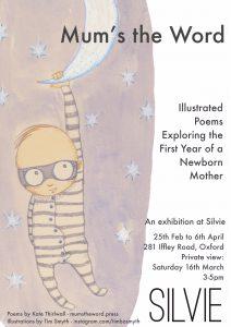 Mum's the Word Exhibition @ Silvie   England   United Kingdom