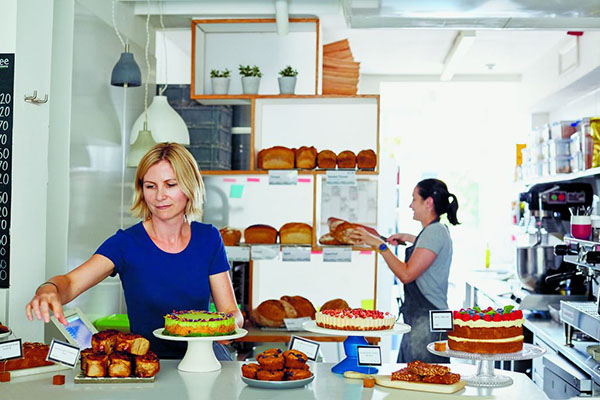 Modern Baker Oxford