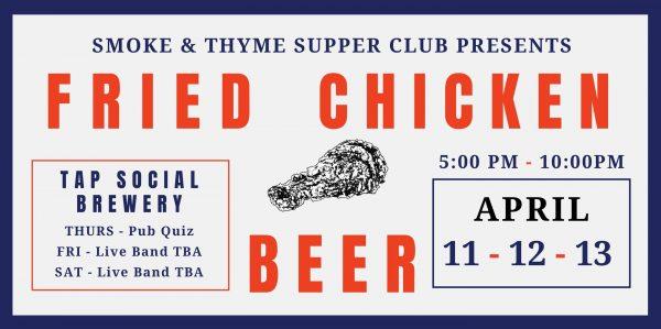 Smoke & Thyme & Tap Social Restaurant Oxford