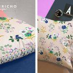Jericho Design House Oxford cushion workshop